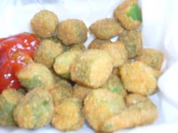 Wouldn't Be the South without Fried Okra